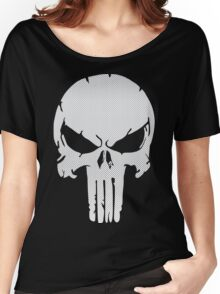 Punisher silver Women's Relaxed Fit T-Shirt