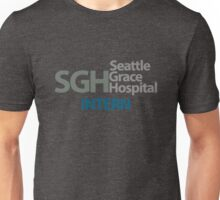 Seattle Grace Hospital Intern – Mercy West, Grey's Anatomy Unisex T-Shirt