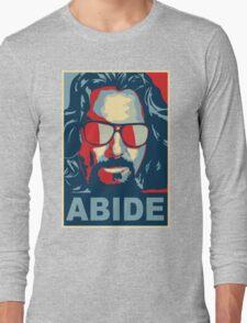 The Dude Abides (The Big Lebowski) Long Sleeve T-Shirt