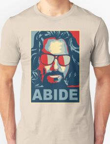 The Dude Abides (The Big Lebowski) T-Shirt