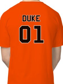 The General Lee Jersey – Dukes of Hazzard, 01 Classic T-Shirt