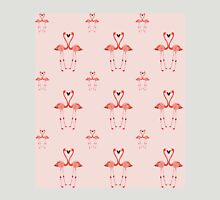 Flamingos are for lovers - Pink Unisex T-Shirt