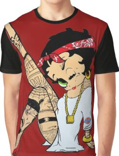 Betty Boop chola Graphic T-Shirt