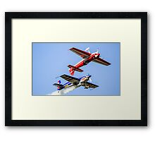 Global Stars Aerobatics Team Framed Print