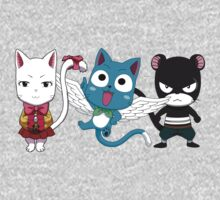 Kawaii team One Piece - Long Sleeve