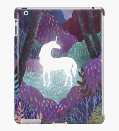 The Last Unicorn iPad Case/Skin