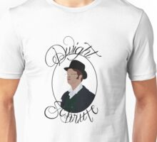 Dwight Schrute - Garden party. Unisex T-Shirt