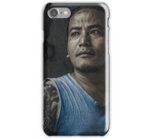 His Tattoo iPhone Case/Skin