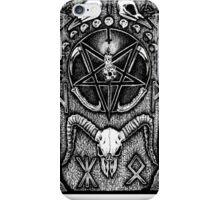 An Altar for Hugin & Munin iPhone Case/Skin