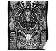 An Altar for Hugin & Munin Poster