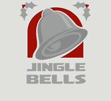 Jingle Bells - Silver Unisex T-Shirt