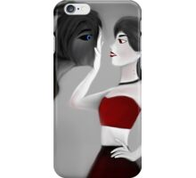 No kisses for you iPhone Case/Skin