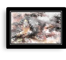 From The Painting Easel #2 Canvas Print