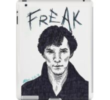 Freak iPad Case/Skin