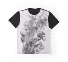 dissolving Graphic T-Shirt