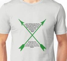 you were the light Unisex T-Shirt
