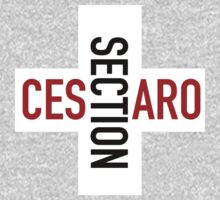 Cesection Baby Tee