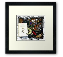 Heal Thyself Framed Print