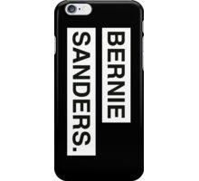 Bernie Sanders Classic Design iPhone Case/Skin