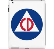 Civil Defense iPad Case/Skin