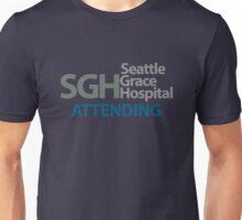 Seattle Grace Hospital Attending – Mercy West, Grey's Anatomy Unisex T-Shirt