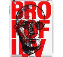 Brokofiev in Red iPad Case/Skin