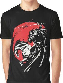 Vampire Hunter D Slash Graphic T-Shirt
