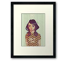 OUIJA Framed Print