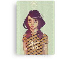 OUIJA Canvas Print