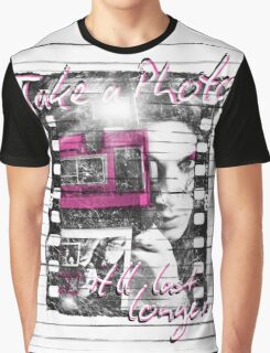 Photography - Take a photo It'll last longer Graphic T-Shirt