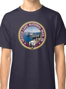Crater Lake National Park Classic T-Shirt
