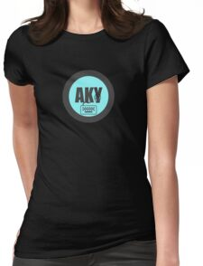 Akygamings Logo  Womens Fitted T-Shirt