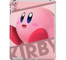 Super Smash Bros.: Kirby iPad Case/Skin
