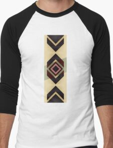 PJR/72 Men's Baseball ¾ T-Shirt