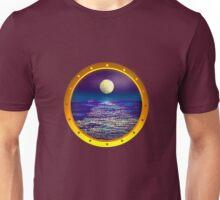 through the porthole Unisex T-Shirt