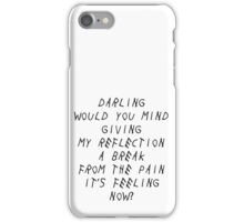 Consideration / Rihanna iPhone Case/Skin