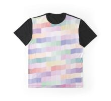 Color square Graphic T-Shirt