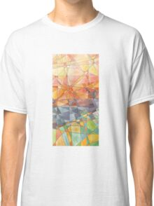 Stained glass. Classic T-Shirt