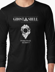 Ghost in the Shell T-shirt / Phone case / Mug / More 2 Long Sleeve T-Shirt