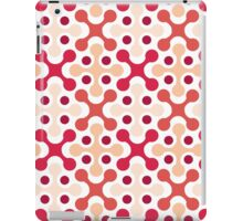 Retro 60s Pattern 4 iPad Case/Skin