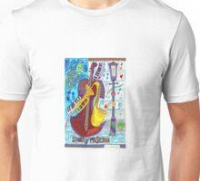 New Orleans street Musician Unisex T-Shirt