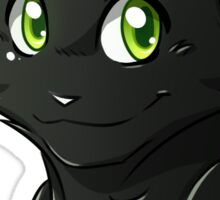 Warriors Stickers - Ravenpaw Sticker