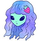 Alien Babe by Brett Manning