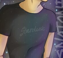 TUMBLR GALAXY SPACE STARDUST DANISNOTONFIRE Sticker