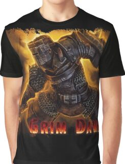 The Soldier Graphic T-Shirt