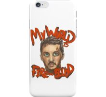 Mad Max Fire and Blood iPhone Case/Skin