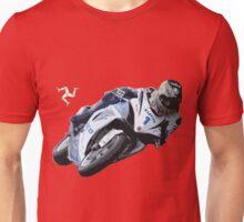 Drawing style Isle of Man. Unisex T-Shirt