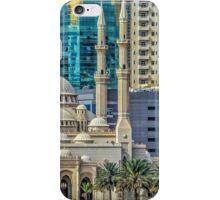 Al Noor Mosque iPhone Case/Skin