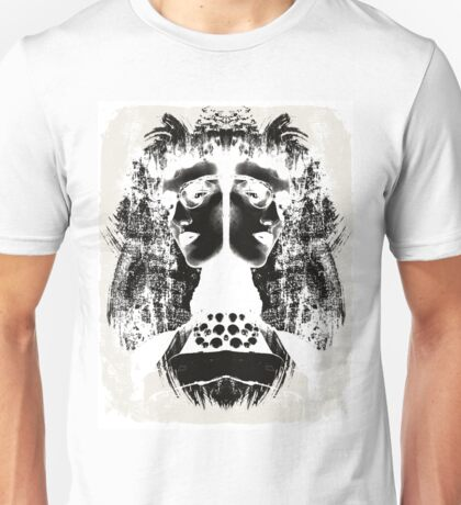 One Head or Two? Unisex T-Shirt