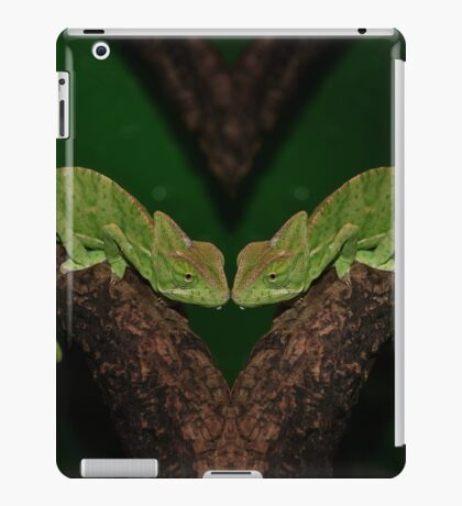 Promise me you'll never change iPad Case/Skin